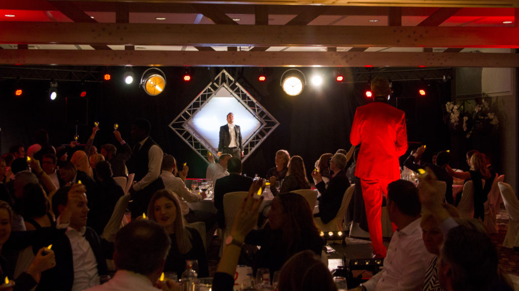 Dinnershow – Kasteel Vaalsbroek – Events Company